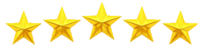 5 Star Review for Quick Defensive Driving Online Course