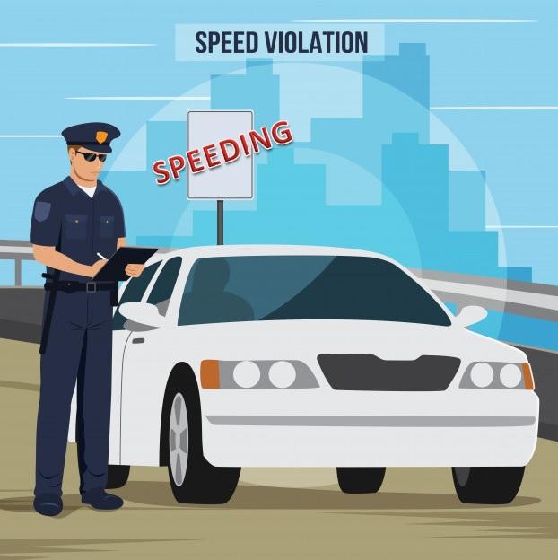 Speeding Moving Violation - Dismiss Texas Speeding Tickets - Quick Defensive Driving Online Course